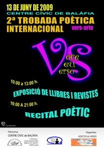 2a Trobada de Poesia a Lleida
