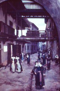 Calle judía en Lublín