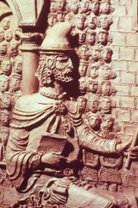 Rabi Ashi en la academia de Sura en Babilonia