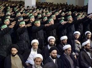 """Los de Hizbullah """"asegurando"""" el territorio"""