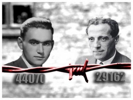 Alfred Wetzler y Rudolf Vrba