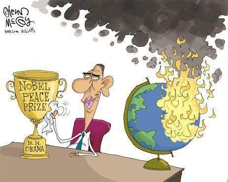 Obama y el Nobel