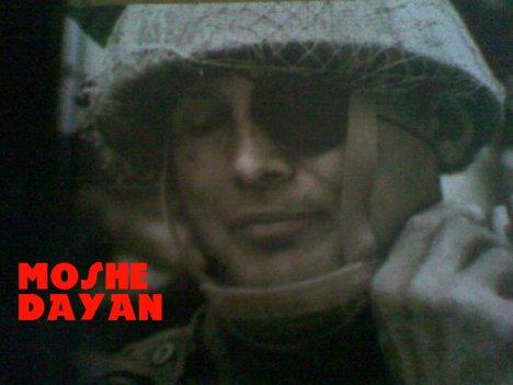 Moshé Dayan